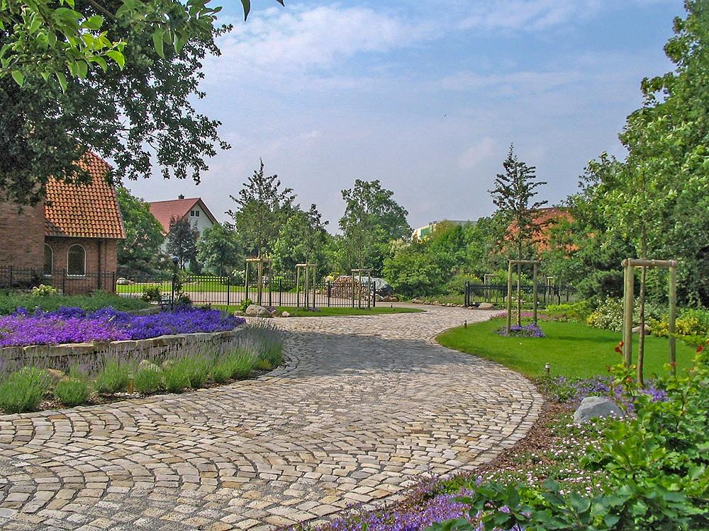 der private Garten. Seifert Galabau Bad Nenndorf