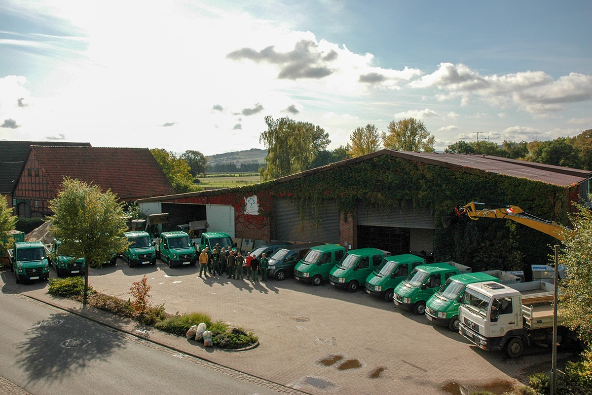 Seifert Garten in Bad Nenndorf OT Horsten